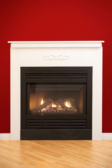 Gas Fireplaces - Natural Gas and Propane Gas Fireplace Designs
